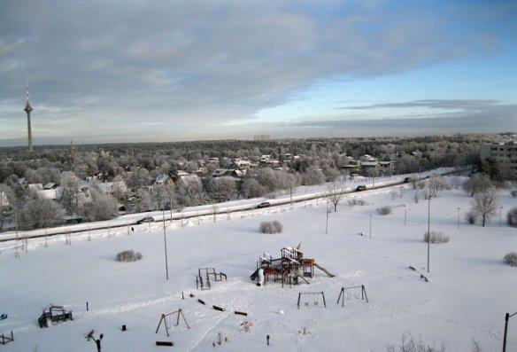 January in Estonia