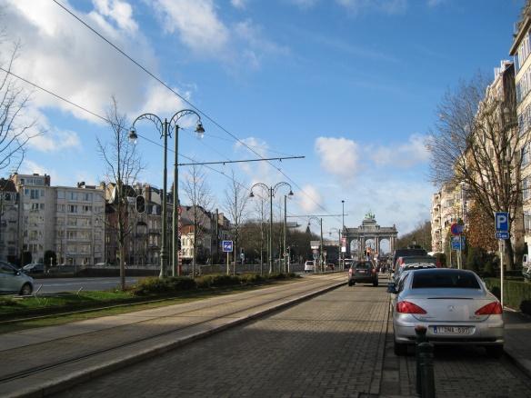 Avenue de Tervuren / Tervurenlaan