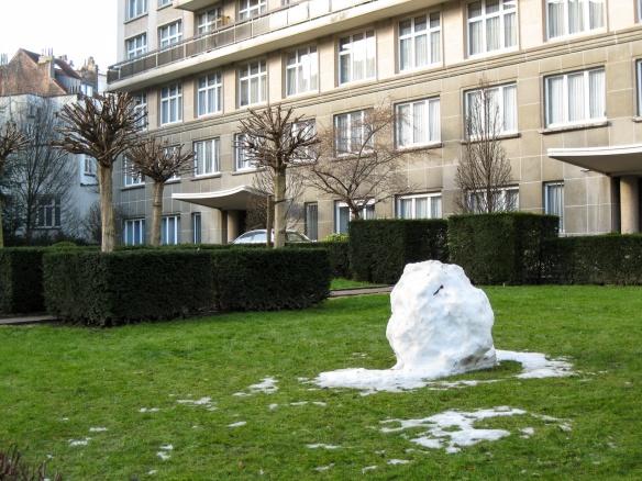 farewell, snow!