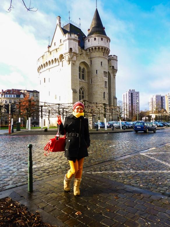 tourist!