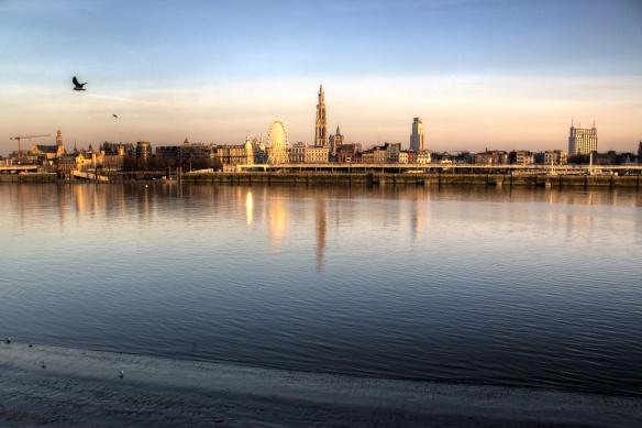 Antwerpen and Schelde