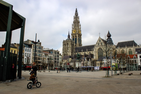 Antwerp / Antwerpen